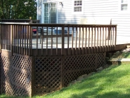 Large Deck - Before