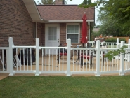 Patio Railing - After