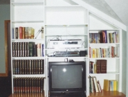 Bonus Room Entertainment Cabinets