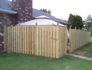 Privacy Fence - After